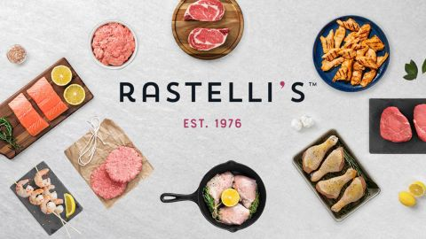 Most meat from Rastelli's is shipped in boxes of eight to 24 servings, with a wide range of prices.