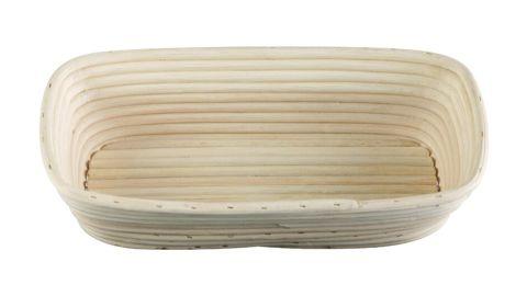 Frieling 15-Inch Rectangle Brotform Bread-Rising Basket