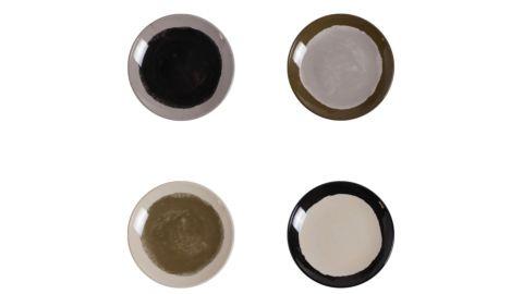 Bauhaus Dessert Plate Set by Odeme
