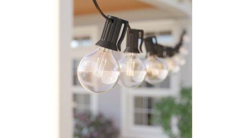 Bachmann 100' Outdoor 100 - Bulb Globe String Light