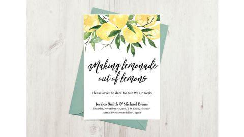 Lemonade by Sarah Curran Designs