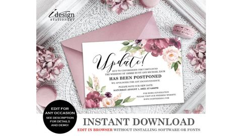 Update by iDesign Stationery