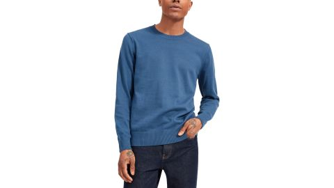 The No-Sweat Sweater