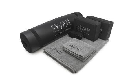 Sivan Health Fitness 6-Piece Yoga Kit
