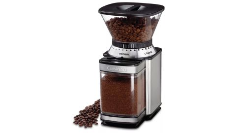 Cuisinart Automatic Burr Mill Stainless Steel Coffee Grinder