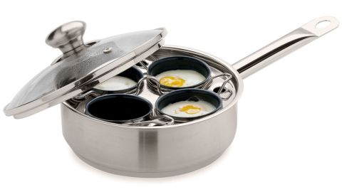 Demeyere Stainless Egg Poaching Pan