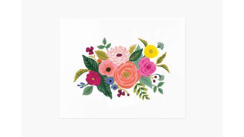 Juliet Rose Art Print