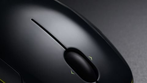 You can even connect a wired mouse to an iPad with a proper ad
