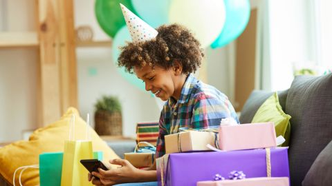 Everything you need to host a virtual birthday party
