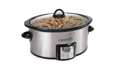 Crock-Pot Cook' N Carry 6-Quart Slow Cooker