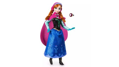 Anna Classic Doll with Ring — Frozen