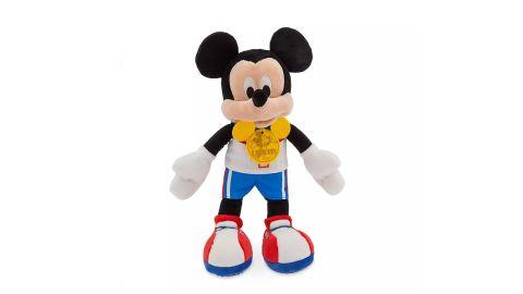 Mickey Mouse Plush — runDisney 2019 — Small