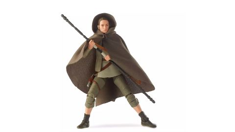 """Rey Action Figure from """"Star Wars: The Last Jedi"""" The Black Series"""