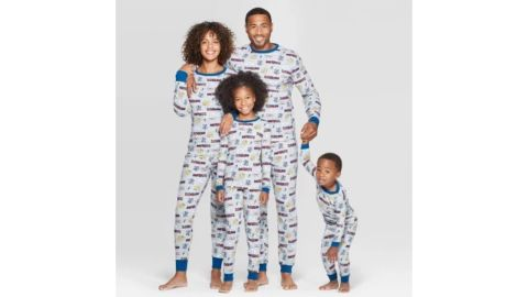 Harry Potter Family Pajamas Collection