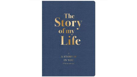 """Piccadilly """"The Story of My Life"""" Activity Journal"""