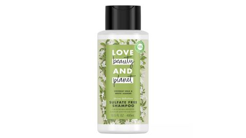 Love Beauty and Planet Coconut Milk and White Jasmine Divine Definition Shampoo