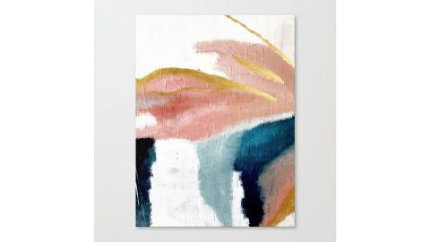 """Exhale"" Canvas Print by Alyssa Hamilton Art"