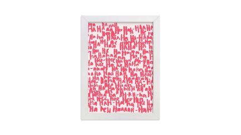 """HA-HA-HA-HA"" by Kate Roebuck"