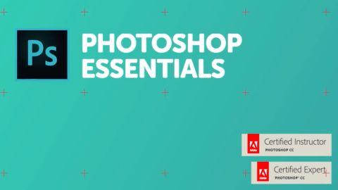 Adobe Photoshop CC-Essentials Training Course on SkillShare