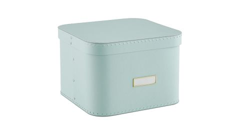 Oskar Storage Box With Lid