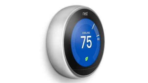 3rd Gen Google Nest Learning Thermostat