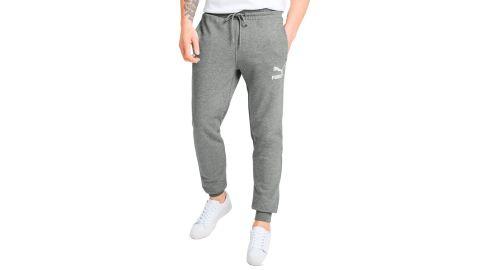 Puma Classics Men's Cuffed Sweatpants