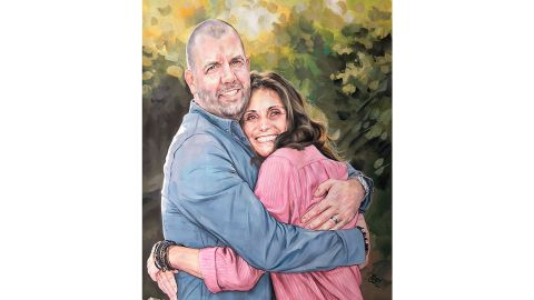 Since Paint Your Life's inception in 2006, thousands of customers have received a unique painting of their own.