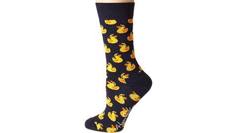 Happy Socks Rubber Duck Sock