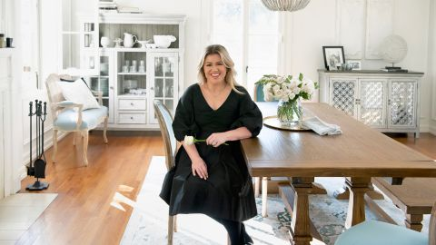 Kelly Clarkson Home just launched at Wayfair