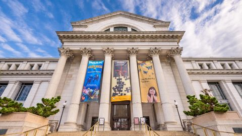 Tour museums, aquariums and more right from home.