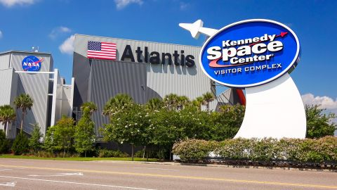 Tour places like the Kennedy Space Center.