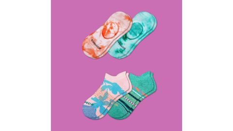 Bombas Women's Spring Greatest Hits 4-Pack
