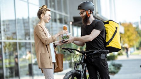 Now through April 30, 2021, you can redeem Capital One miles for many food delivery purchases.