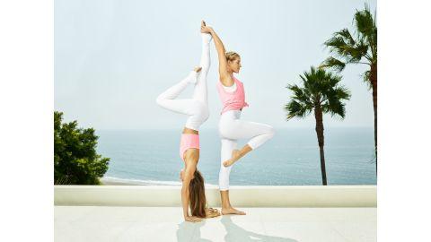 Alo Yoga is offering thousands of online workshops