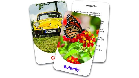 The Learning Journey Out & About Discovery Cards