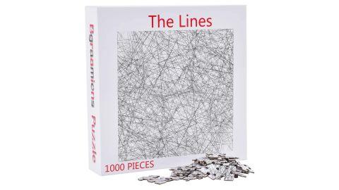 Bgraamiens The Lines Puzzle