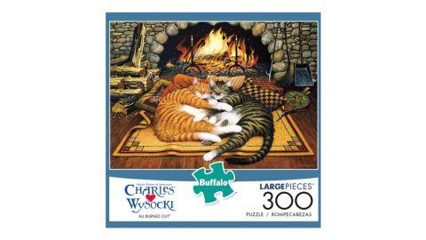 Charles Wysocki 300 Large Piece Puzzle
