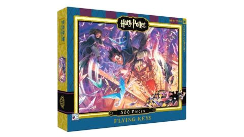 Harry Potter Flying Keys Puzzle