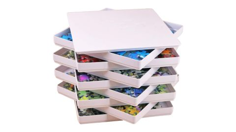 AllwaySmart Puzzibly Puzzle Sorting Trays