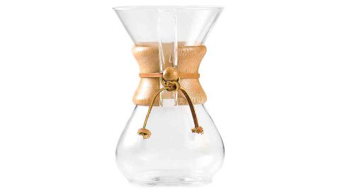 Chemex 6-Cup Pour-Over Glass Coffee Maker