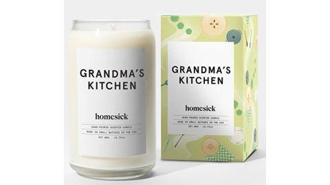 Homesick Candle, Grandma's Kitchen