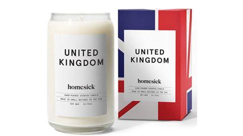 Homesick Candle, United Kingdom