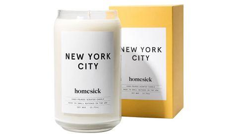 Homesick Candle, New York City