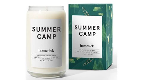Homesick Candle, Summer Camp