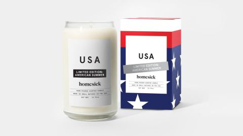 Homesick Candle, American Summer