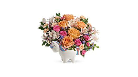 Magical Garden Unicorn Bouquet