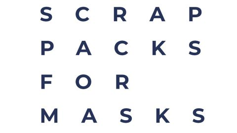 Fabric Scraps for Masks
