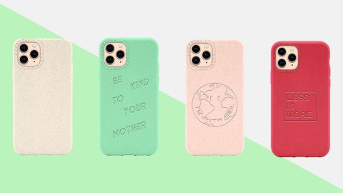 Casetify Conscious new compostable cases