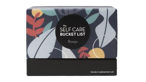 Flowjo The Self Care Bucket List Cards