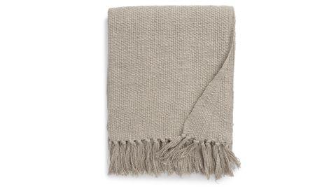 Nordstrom Woven Cotton Throw Blanket